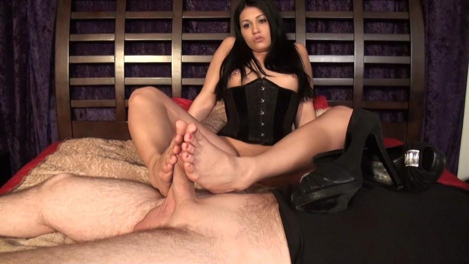 Foot Worship Sasha Foxxx