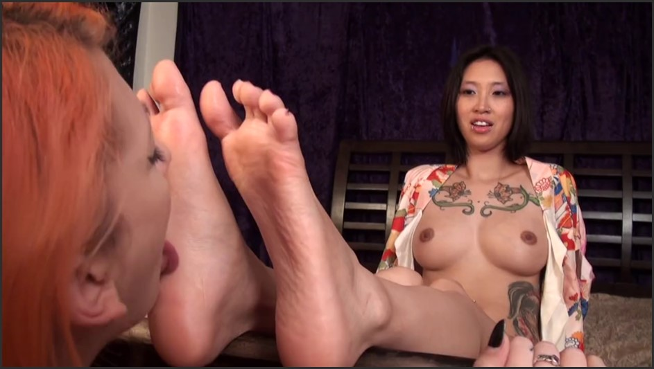 PleasuresOfTheSole – Mindi's Virgin Soles